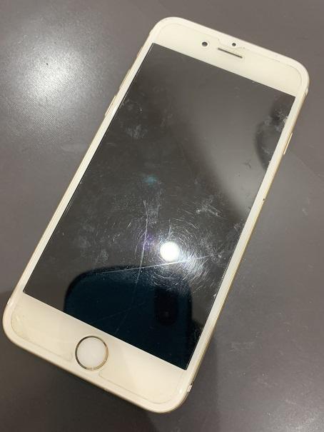 iPhone6s 水没 修理前