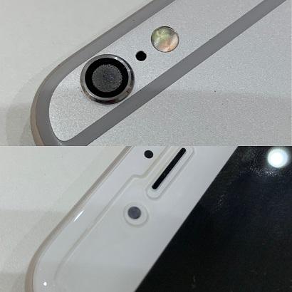 iPhone6s カメラレンズに水滴