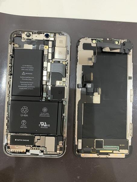 iPhoneX 分解中