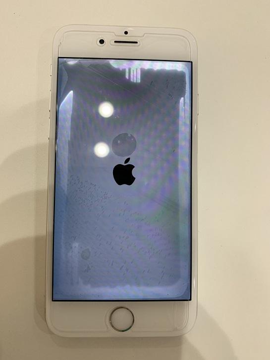 iPhone6s 水没 修理後