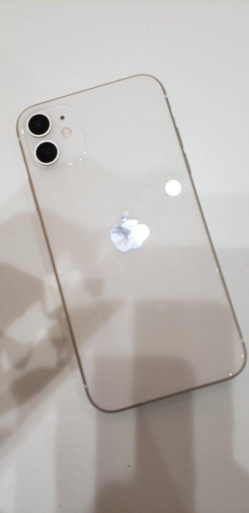 iPhone11 背面ガラス