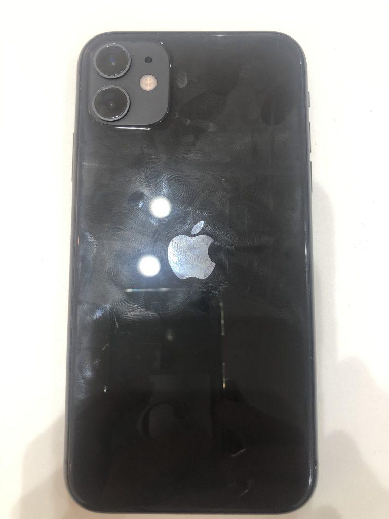 iPhone11 背面