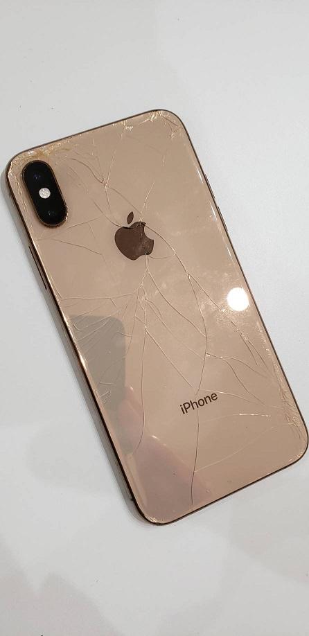 iPhoneXS 背面修理