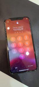 iPhone11pro 画面修理前