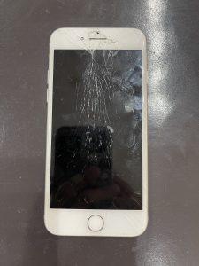 iPhone7 水没1