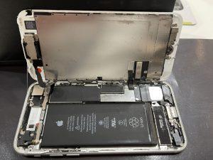 iPhone7 水没2