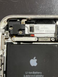 iPhone7 水没反応