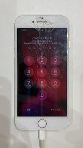 iPhone7 水没元パネル