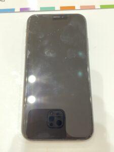 iPhoneXR 水没2