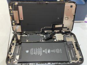 iPhoneXR 水没内部1