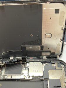 iPhoneXR 水没3