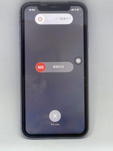 iPhone11 液晶交換修理後