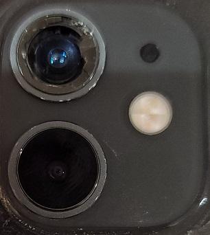iPhone11 カメラレンズ
