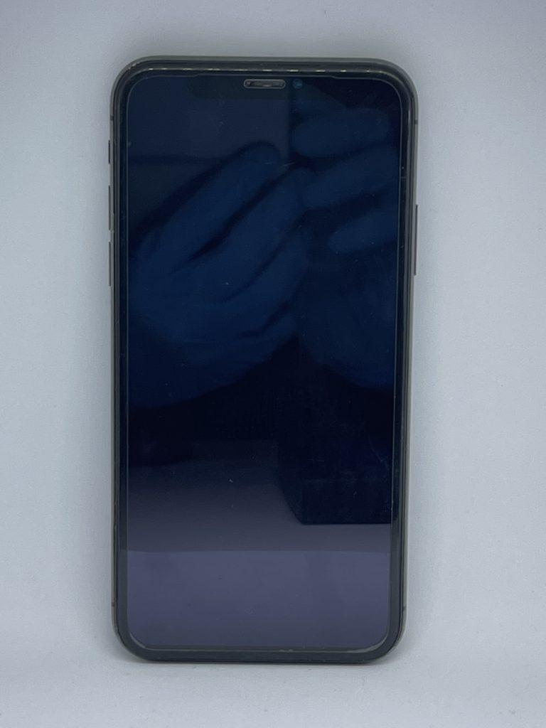iPhoneX ブラックアウト