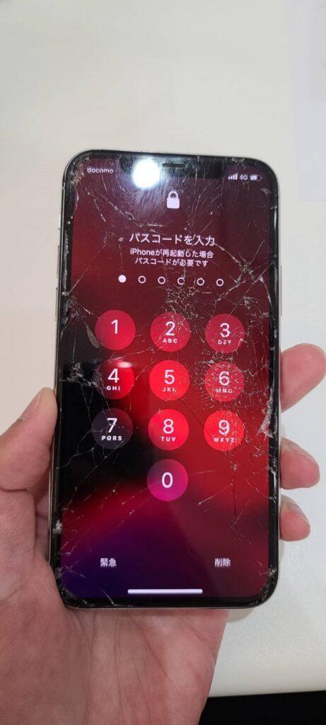 iPhone11 Pro 画面修理前