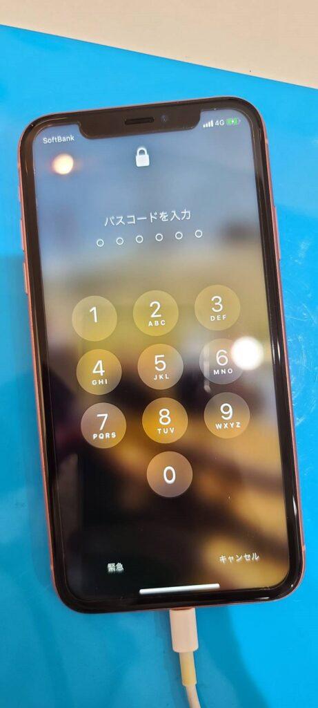 iPhone11 Pro 画面修理後