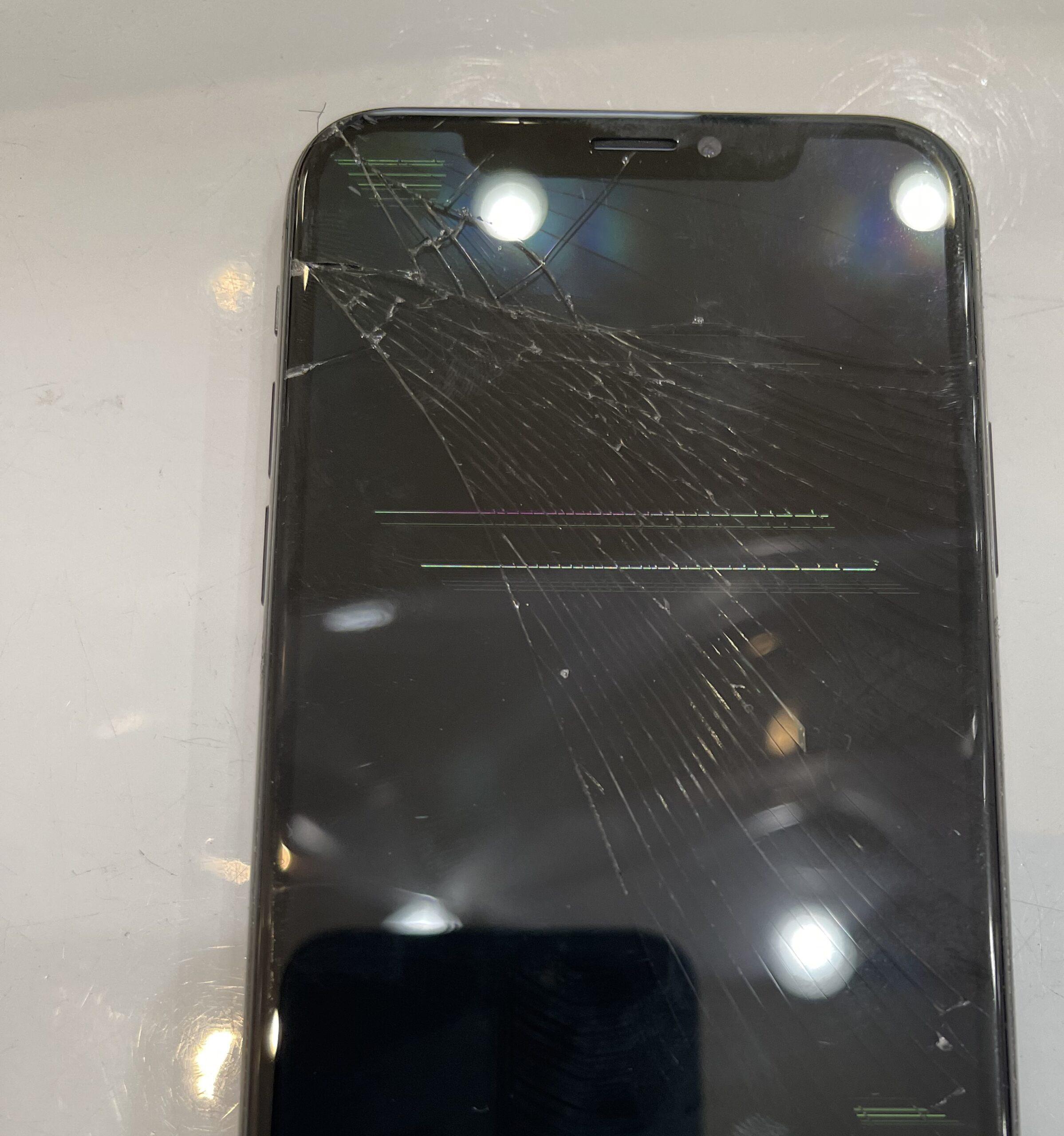 iPhoneXS 液晶不良