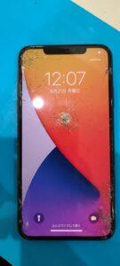 iPhone11 Pro Max画面修理前