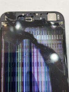 iPhone6 パネル破損