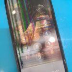 iPhone11 Pro Max 画面サイズが大きければ割れる範囲も多い!?